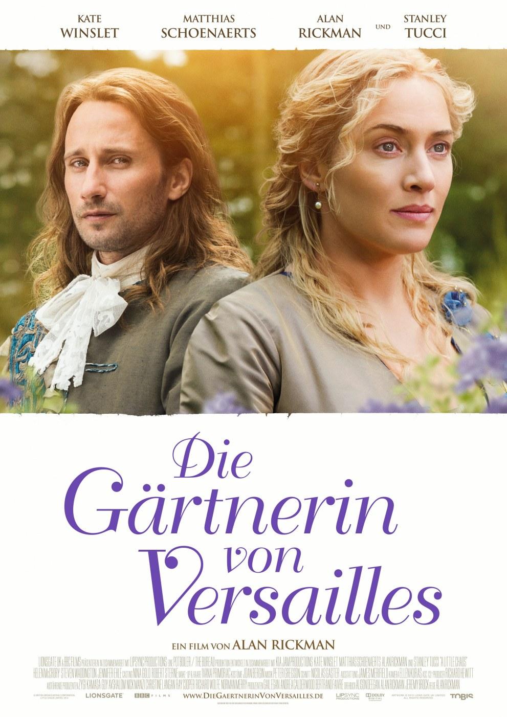 Kino Die Gärtnerin Von Versaille