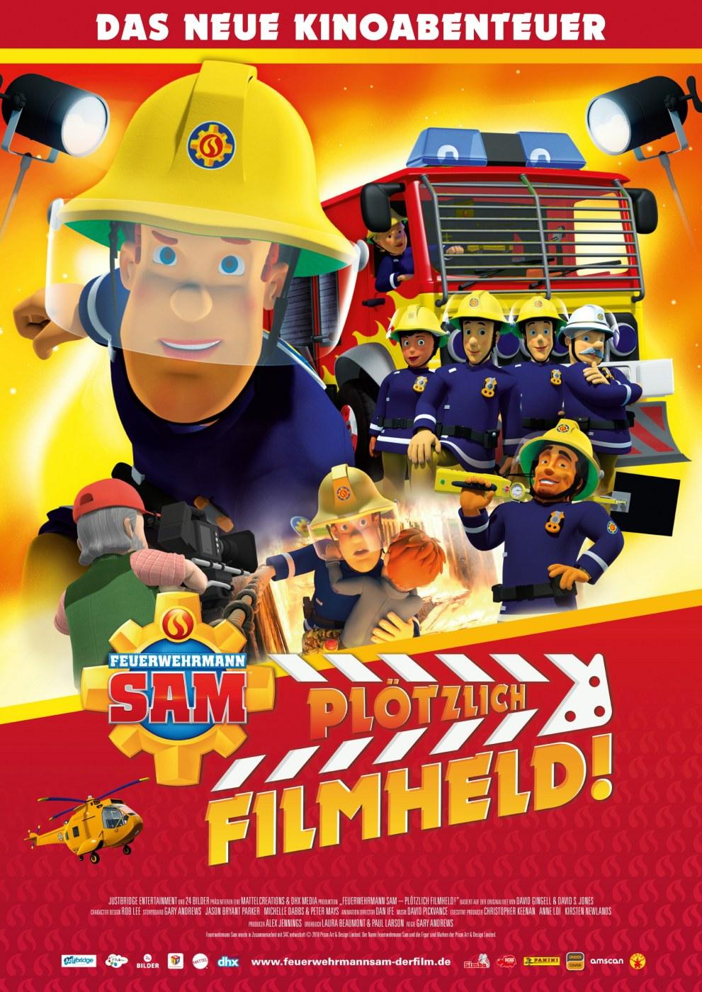 Feuerwehrmann Sam Chemnitz