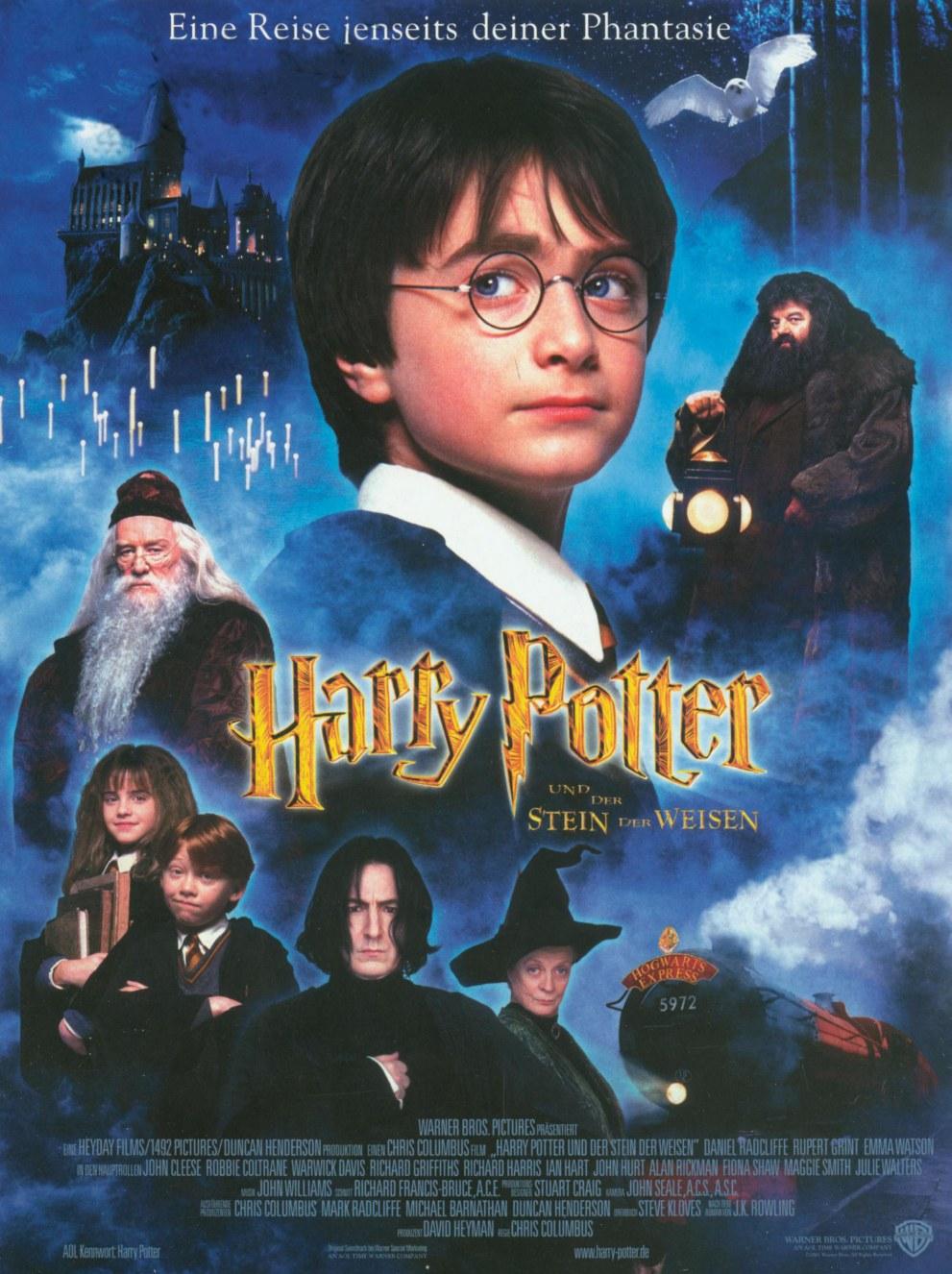 Harry Potter Filme Fsk