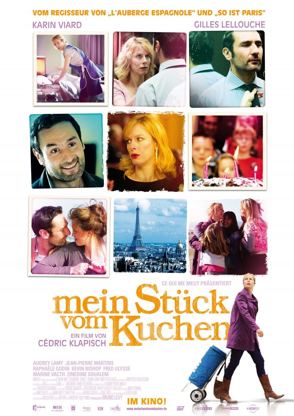 Mein st ck vom kuchen cinestar for Mobelhof ingolstadt kuchen