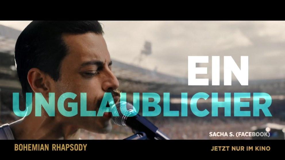 Bohemian Rhapsody Cinestar