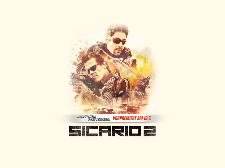 "Blockbuster-Preview: ""Sicario 2"""