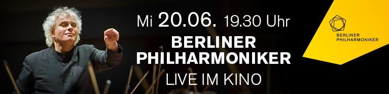 Live aus Berlin: Sir Simon Rattle