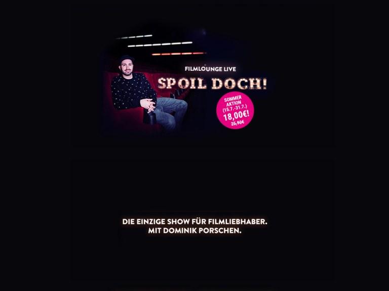 SPOIL DOCH!