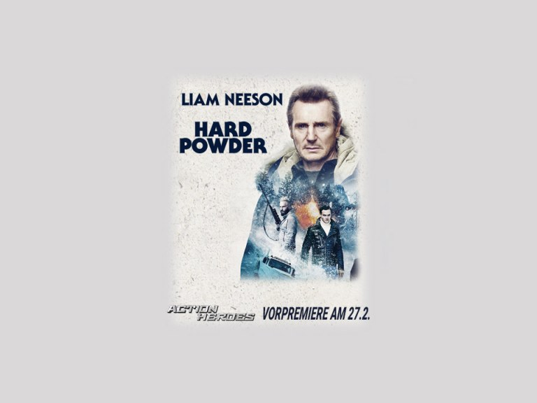 "Action Heroes Blockbuster Preview: ""Hard Powder"""