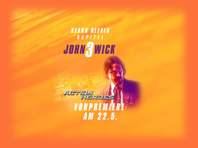"Action Heroes Blockbuster Preview: ""John Wick 3"""