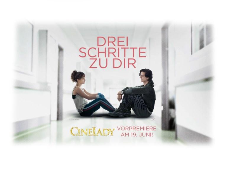 """CineLady Glam Preview: """"Drei Schritte zu Dir"""""""