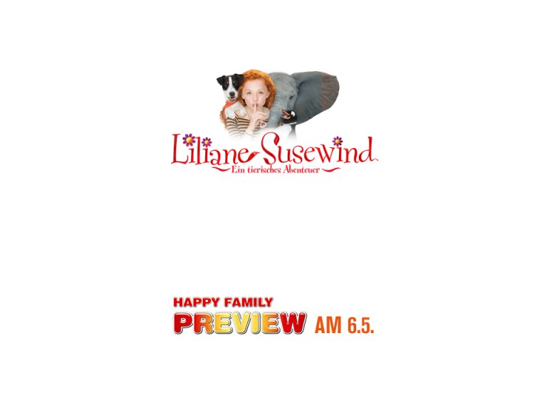 "Happy Family-Preview: ""Liliane Susewind"""