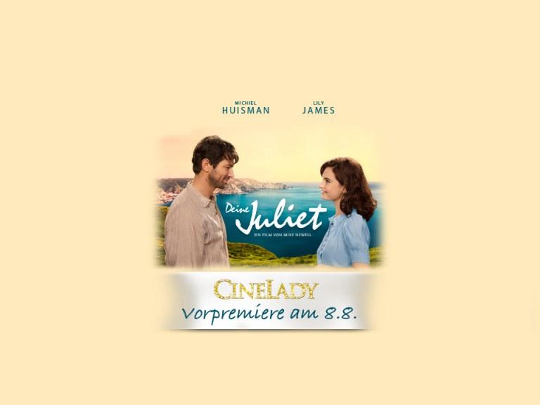 """CineLady Glam Preview: """"Deine Juliet"""""""