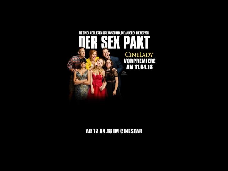 "CineLady Glam Preview: ""Der Sex Pakt"""