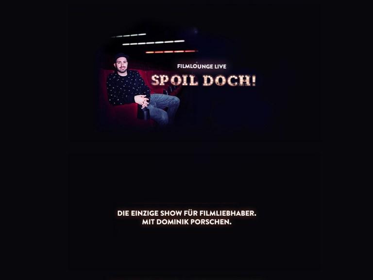 SPOIL DOCH! - Special Guest: Rockstah