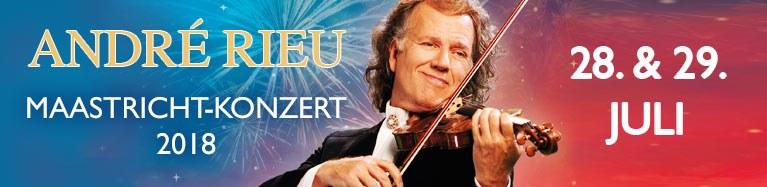 Konzertfilm: André Rieu – Maastricht-Konzert 2018