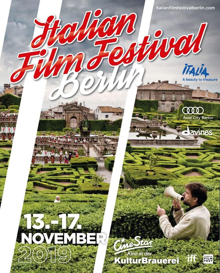 Italian Film Festival Berlin, 13. - 16.11.2019