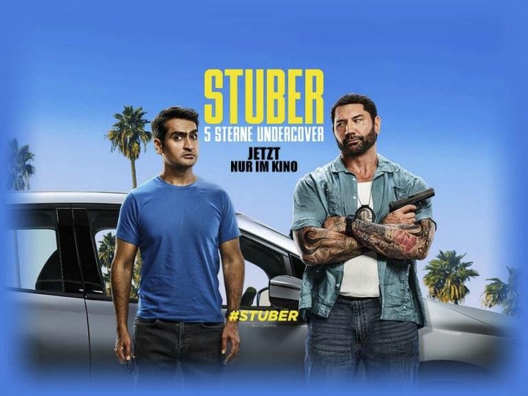Stuber - 5 Sterne Undercover