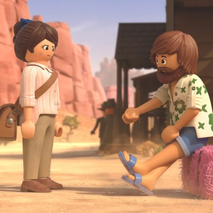 "Happy Family Preview: ""Playmobil – Der Film"""