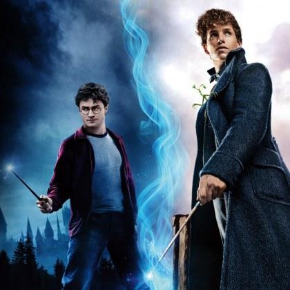 Harry Potter Filmmarathon
