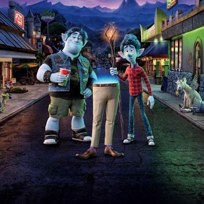 """Happy Family Preview: """"Onward: Keine halben Sachen"""""""