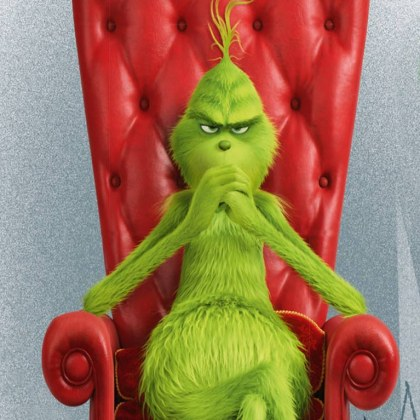 Happy Family Preview: Der Grinch
