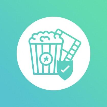 Kino mit Sicherheit!