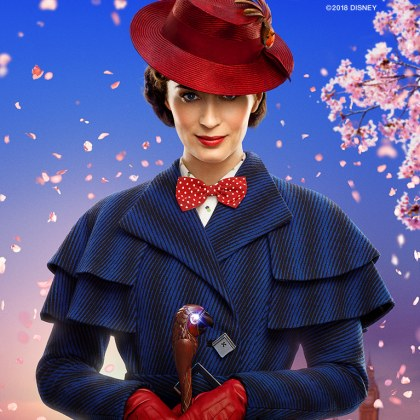 "CineLady Glam Preview: ""Mary Poppins' Rückkehr"""