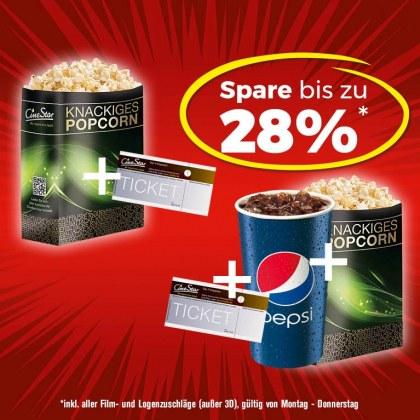TicketDeal für 11,90 €!