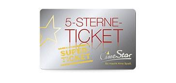 5-Sterne-Ticket! Bild 1