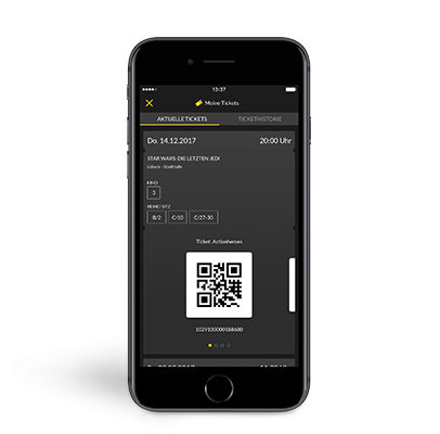 Online Ticketkauf Bild 1