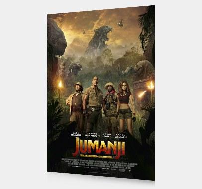 """Lübecker Wunschfilm """"Jumanji: Willkommen im Dschungel"""" Bild 1"""
