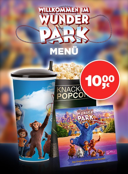 das Wunderpark Filmmenü Bild 1