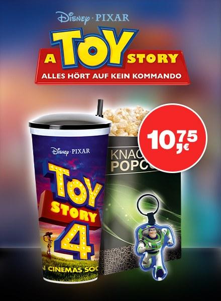 das TOY STORY 4 Filmmenü Bild 1