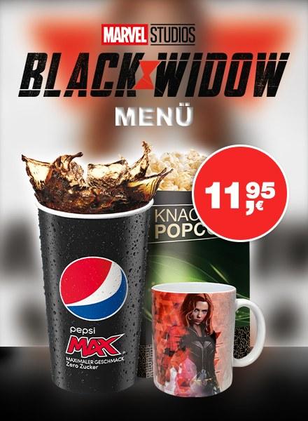 Black Widow Menü Bild 1