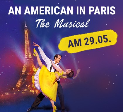 """On Stage: """"An American in Paris"""""""