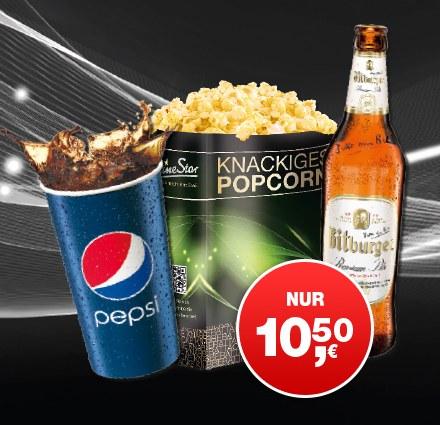 Single Popcorn Menü Bild 1