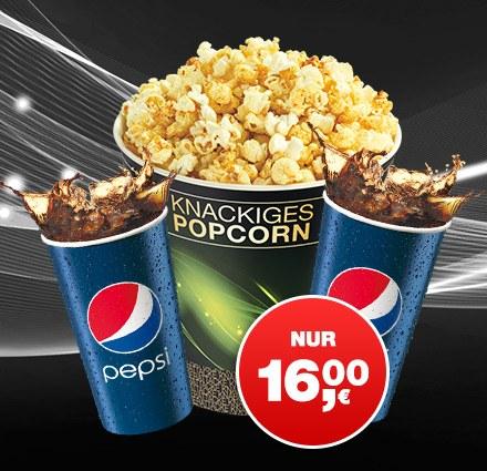 Popcorn for two Menü Bild 1