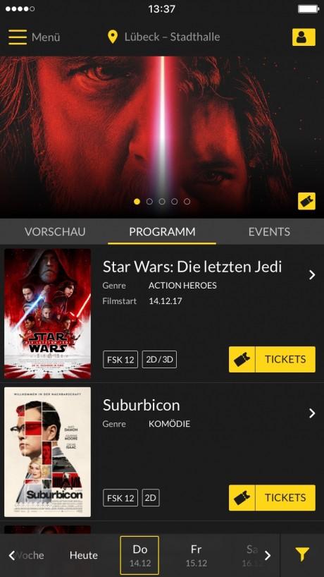 Die App im Detail Bild 1