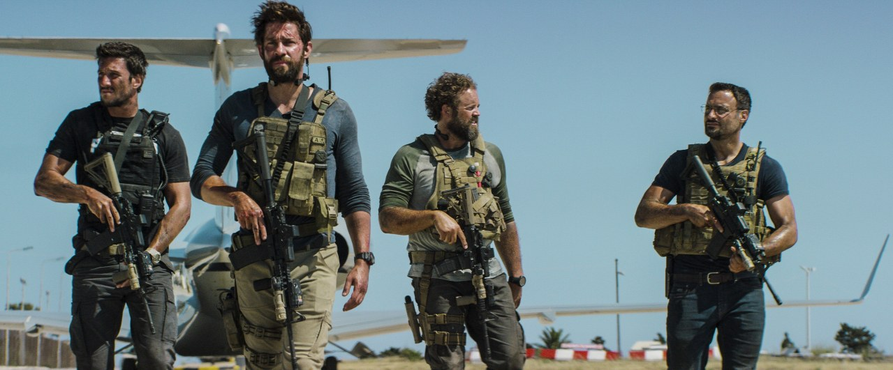 13 Hours: The Secret Soldiers of Benghazi - Bild 2