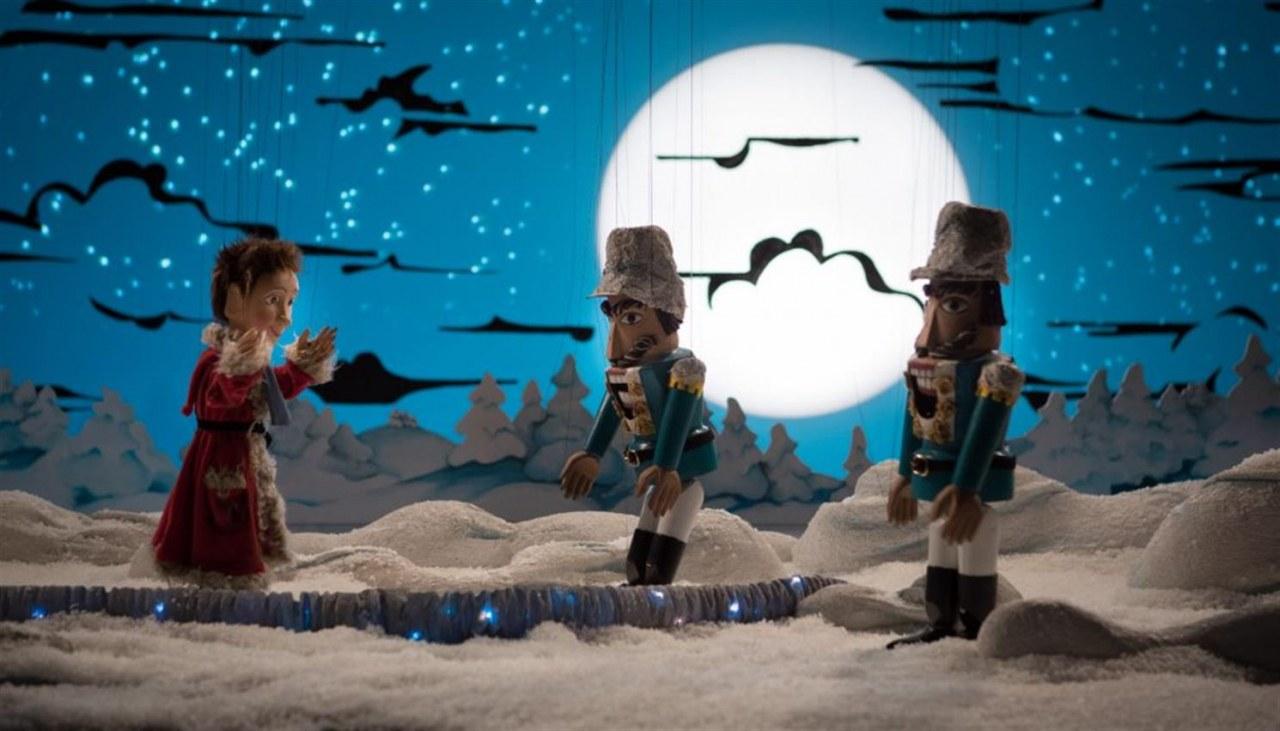 Als der Weihnachtsmann vom Himmel fiel - Augsburger Puppenkiste - Bild 2