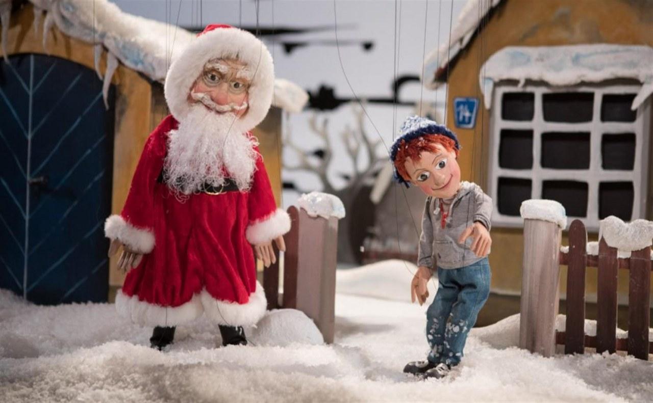 Als der Weihnachtsmann vom Himmel fiel - Augsburger Puppenkiste - Bild 3