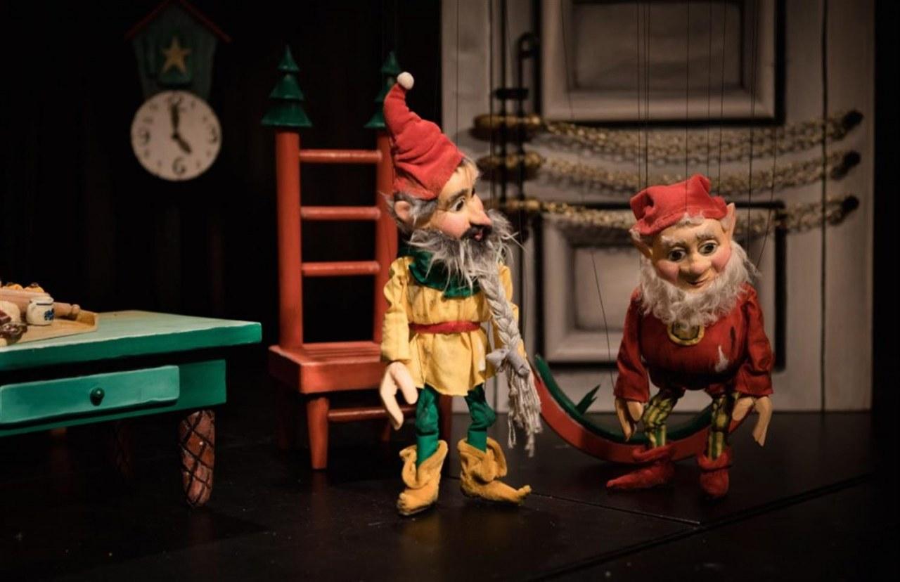 Als der Weihnachtsmann vom Himmel fiel - Augsburger Puppenkiste - Bild 4