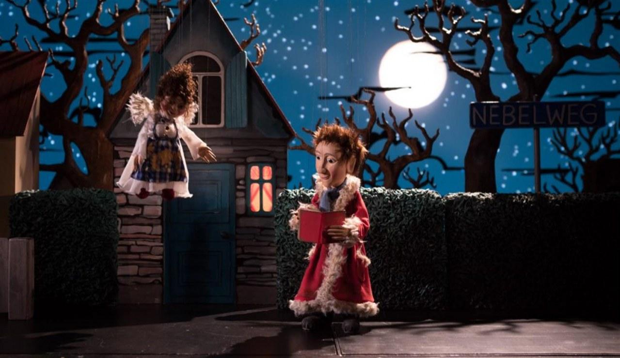 Als der Weihnachtsmann vom Himmel fiel - Augsburger Puppenkiste - Bild 5