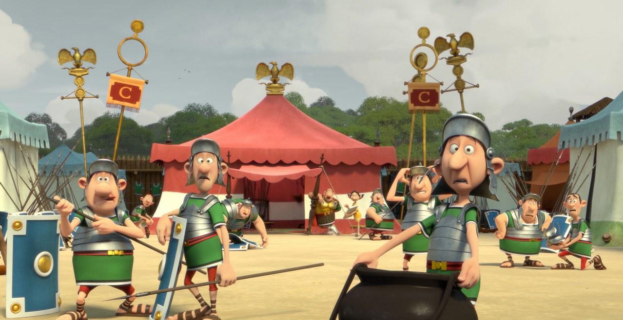 Asterix im Land der Götter - Bild 1