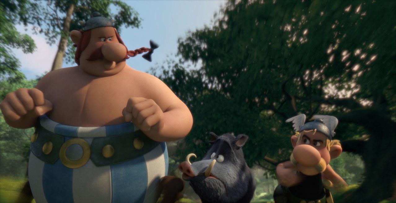 Asterix im Land der Götter - Bild 4
