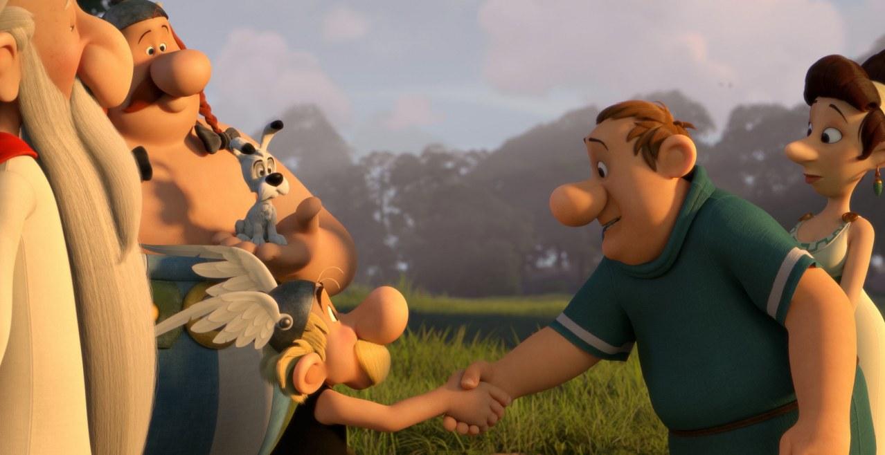Asterix im Land der Götter - Bild 6