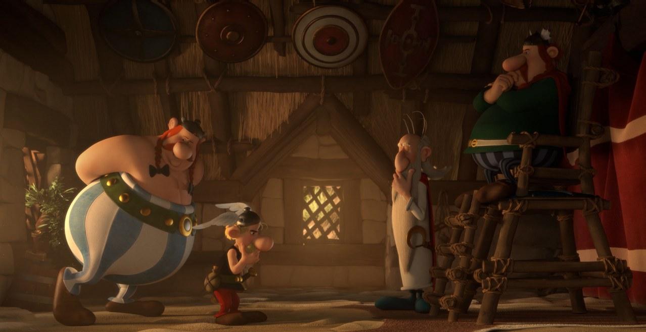 Asterix im Land der Götter - Bild 9