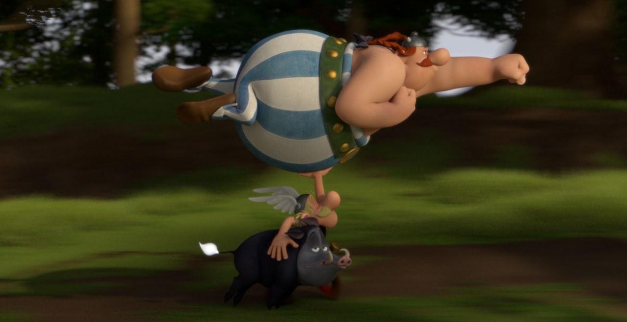 Asterix im Land der Götter - Bild 28