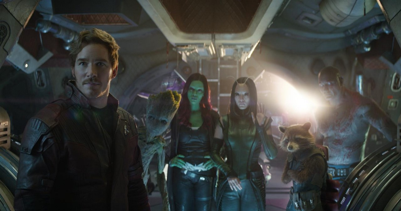 Avengers: Infinity War Part 1 - Bild 20