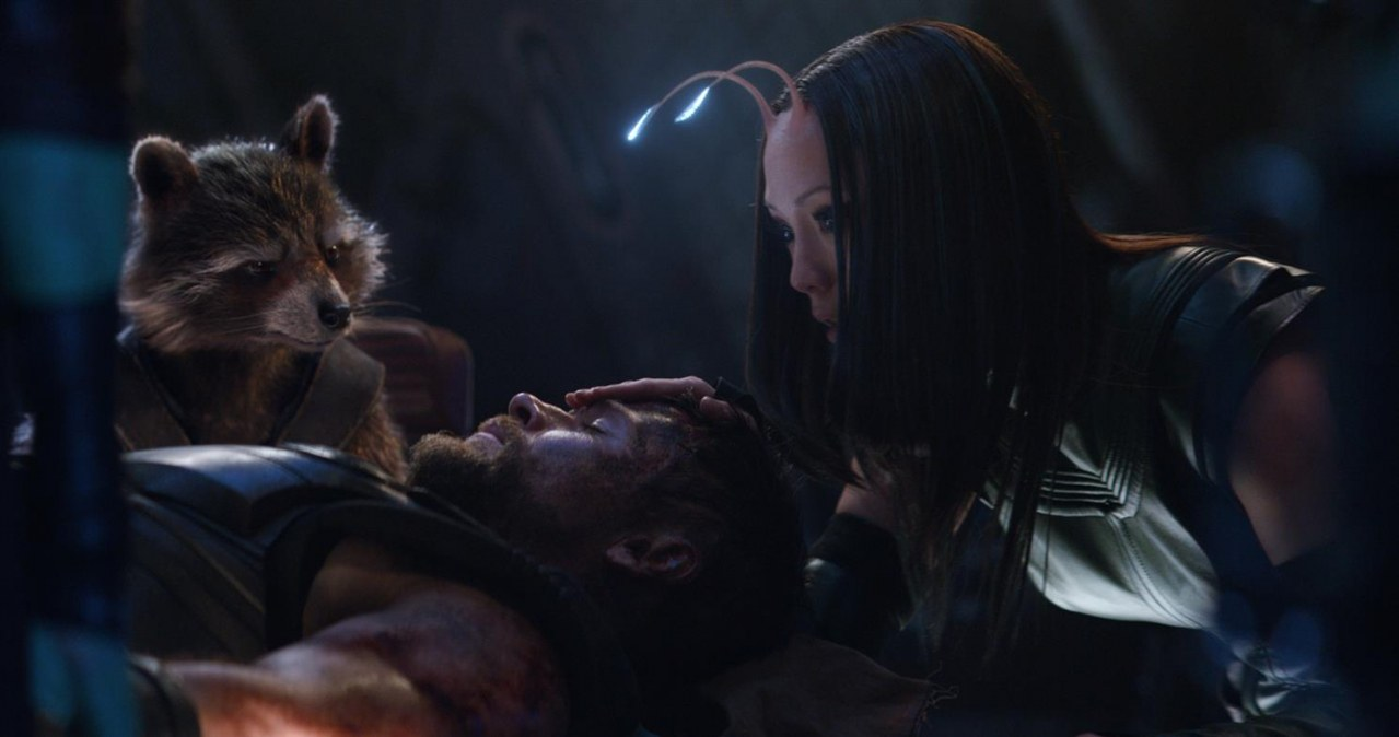 Original Tuesday:  Avengers: Infinity War - Bild 1
