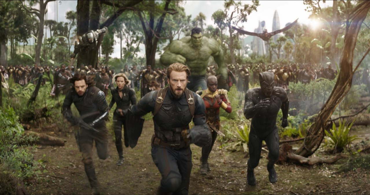 Original Tuesday:  Avengers: Infinity War - Bild 5