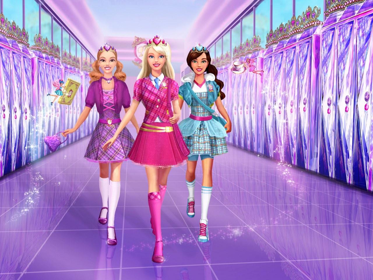 Barbie - Die Prinzessinnen-Akademie - Bild 1