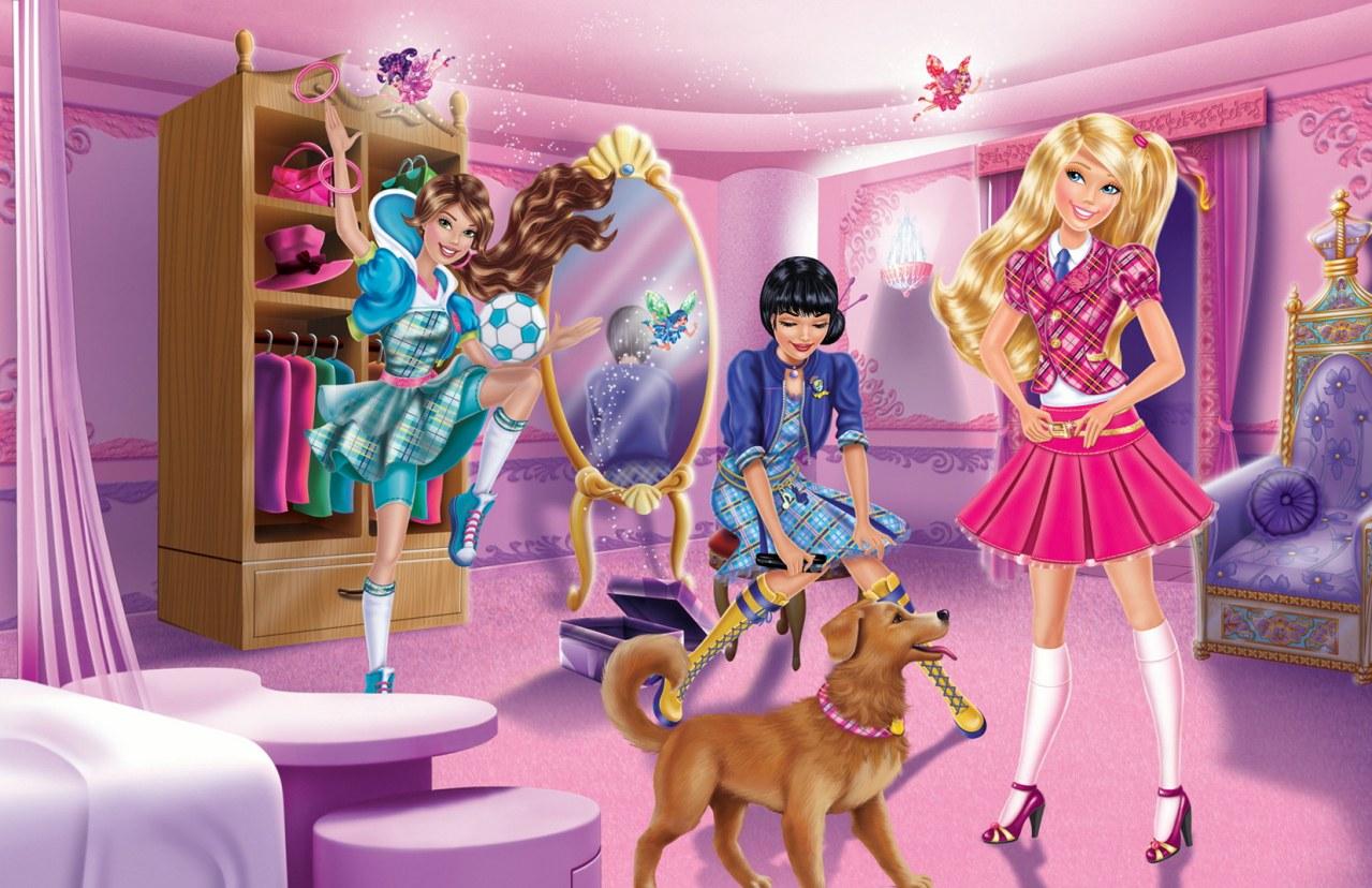 Barbie - Die Prinzessinnen-Akademie - Bild 2